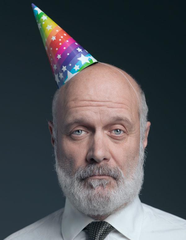 verjaardag man humor